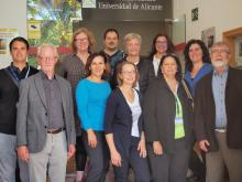 Group Photo BALL Project Meeting in Alicante - October 2015